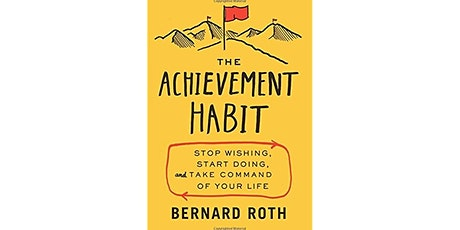 Book Review & Discussion : The Achievement Habit tickets