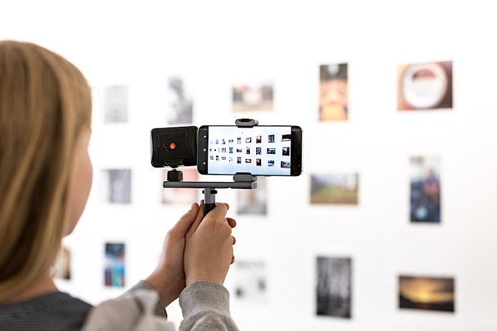 Online Workshop -  Videodreh mit dem Smartphone für Business: Bild