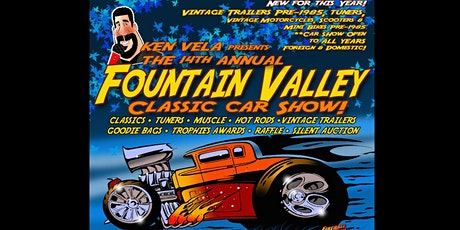 "The 15th Annual ""Fountain Valley Classic"" Car Show tickets"