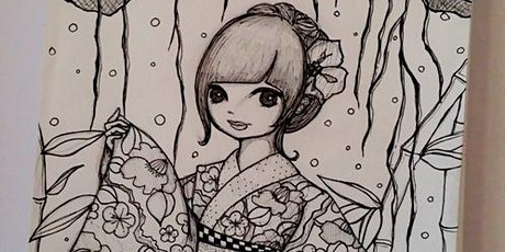 Manga and Anime Art Workshop (Ages 8-12) tickets