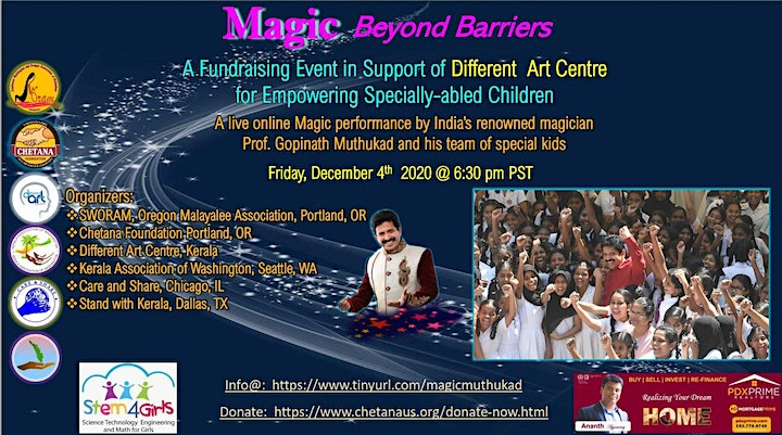 Magic Beyond Barriers image