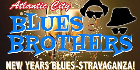 AC BLUES BROTHERS New Years Blues-STRAVAGANZA!  LIVE in NYC tickets