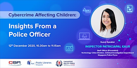 Cybercrime Affecting Children: Insights From a Police Officer tickets