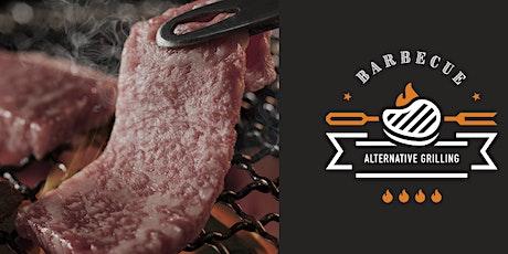Corso BBQ Academy: Step 4 - Alternative grilling biglietti