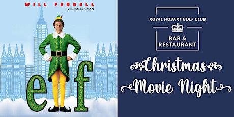 Christmas Movie Night @ Royal Hobart Golf Club tickets