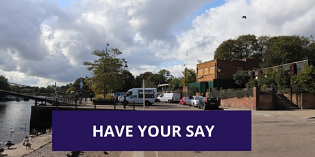 Have your say: Twickenham Riverside (Event 2) tickets