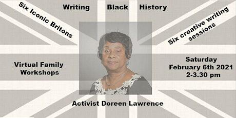 Writing Black History Doreen Lawrence tickets