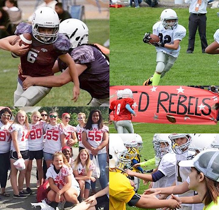 Utah Girls Tackle Football League | Youth Registration | 2021 Season (b) image