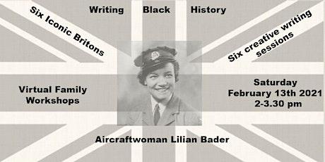 Writing Black History Lilian Bader tickets