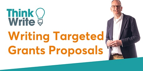 Writing Targeted Grant Proposals- Online tickets