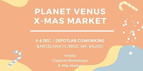 Planet Venus X-Mas Market entradas
