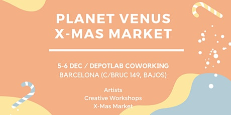 Planet Venus X-Mas Market tickets