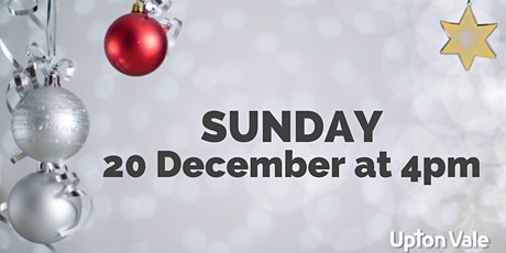 Carol Service - 4pm on Sunday, 20 December tickets
