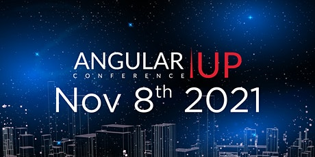 AngularUP 2021 tickets