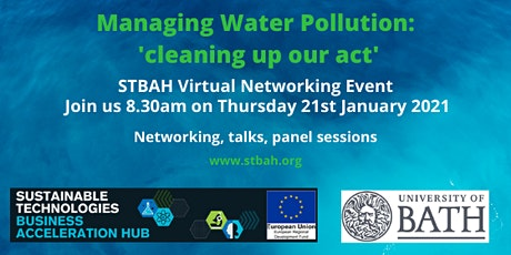 Managing Water Pollution: cleaning up our act tickets