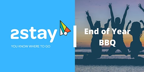 2Stay End of Year BBQ tickets
