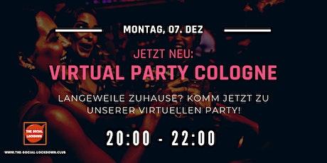 Networking Meetup Virtual Bar Cologne Tickets