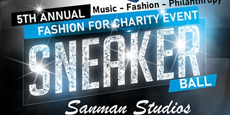 2021 Sneaker Ball - Fashion Fundraiser tickets