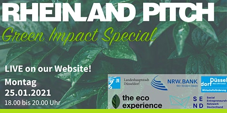 Rheinland-Pitch #99 Green Impact Special Tickets
