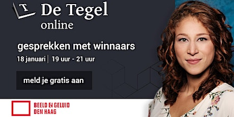 De Tegel online talkshow tickets