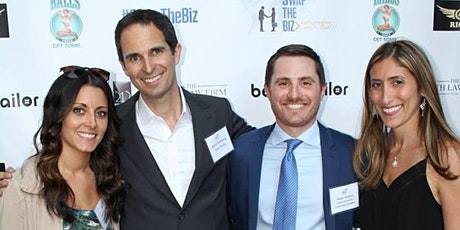 Swap The Biz Business Networking Event - 2nd Thurs, NYC tickets