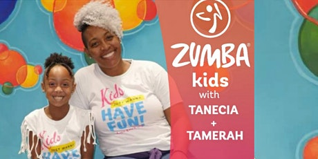 Zumba® Kids with Tanecia and Tamerah tickets