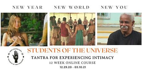 TANTRA FOR EXPERIENCING INTIMACY tickets