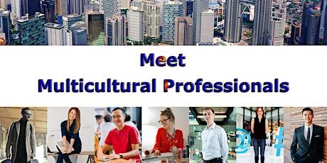 Meet Multicultural Professionals tickets