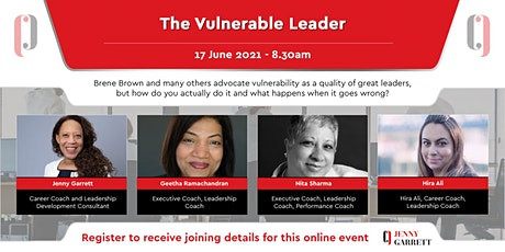 The Vulnerable Leader tickets