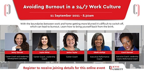 Avoiding Burnout in a 24/7 Work Culture tickets