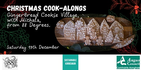 Christmas Cook-Alongs: Gingerbread Village tickets