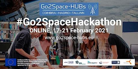 #Go2SpaceHackathon tickets