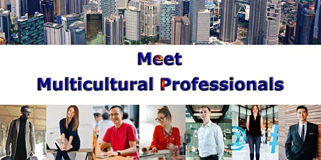Meet Multicultural Professionals Tickets