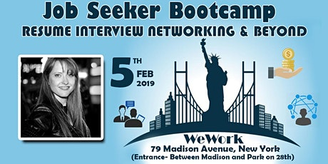 ROCK a Powerful First Impression - Resume, Interview, Networking & Beyond tickets
