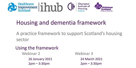 Housing and Dementia: Using the framework tickets