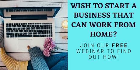 Homepreneur Webinar tickets
