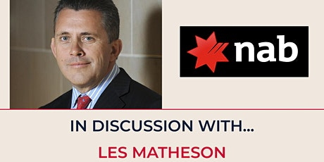 In Discussion with Les Matheson, National Australia Bank tickets