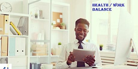 Health / Work Balance Workshop tickets