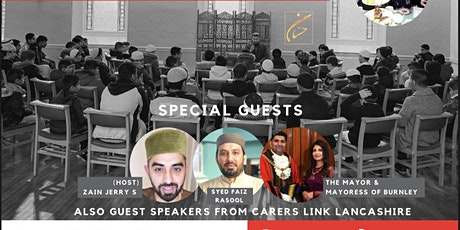 Naat Evening with Special Guests (Lancashire Residents Only) tickets