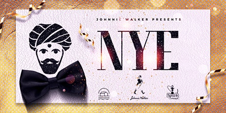 Johnny Walker presents  Bollywood Affair NYE 2020 at Wynyard Pavilion tickets