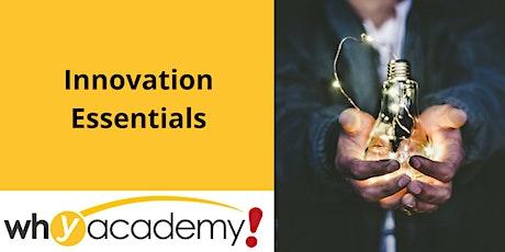 Innovation Essentials - HK  tickets