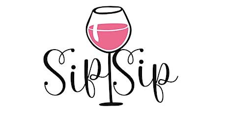 Sip & Savour Ladies Wine Social tickets