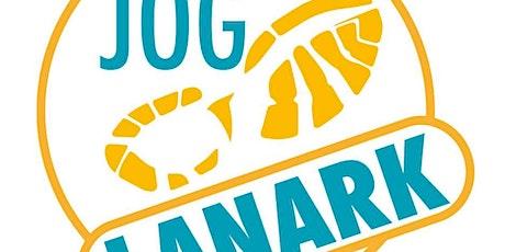Jog Lanark January 10 week block tickets
