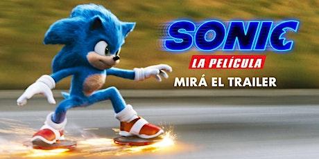 Sonic 2D entradas