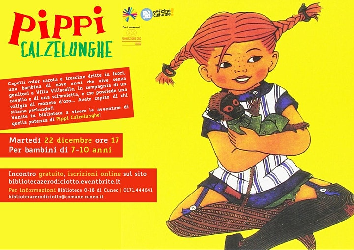 Immagine Pippi Calzelunghe (7-10 anni)