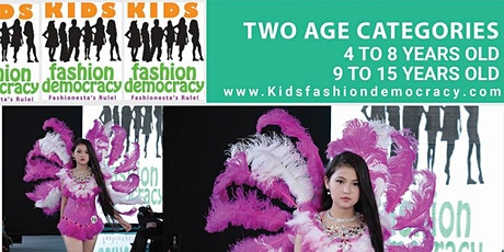 Video/TV Host for NYC KIDS FASHION SHOW Interviews/Coverage tickets