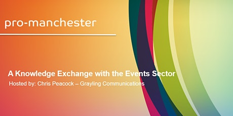 Knowledge Exchange with the Events Industry tickets