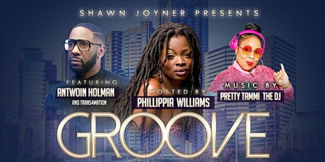 Shawn Joyner Presents The Groove Lounge Live Music Show 7PM SHOW tickets