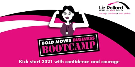 Bold Moves Business Bootcamp tickets