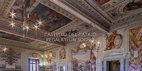 Regala una visita al Castello del Catajo per Natale! biglietti